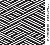 modern geometric background.... | Shutterstock .eps vector #1456939670