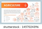 farming web banner  business...