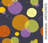 vector seamless pattern ... | Shutterstock .eps vector #1457125073