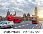 Houses Of Parliament With Big...