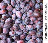 Macro Photo Food Fruit Plums....