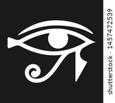 Horus Eye Icon. Good Sight...