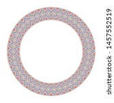 eastern islamic colorful... | Shutterstock .eps vector #1457552519
