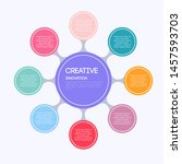 vector info graphics for your...   Shutterstock .eps vector #1457593703
