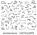 infographic elements on... | Shutterstock .eps vector #1457612099