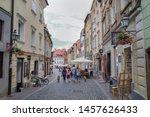 ljubljana  slovenia   july 12 ...   Shutterstock . vector #1457626433