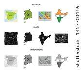 vector illustration of middle... | Shutterstock .eps vector #1457700416