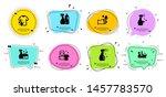 wash t shirt  household service ... | Shutterstock .eps vector #1457783570