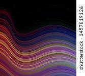 dark multicolor vector layout... | Shutterstock .eps vector #1457819126