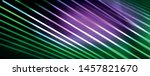 vector neon light lines concept ... | Shutterstock .eps vector #1457821670