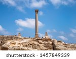 alexandria  egypt   june 12 ...   Shutterstock . vector #1457849339
