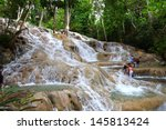 Ocho Ri�os is a town on the northern coast of Jamaica, located in the parish of Saint Ann. It is a popular tourist destination, well known for scuba diving and other water sports