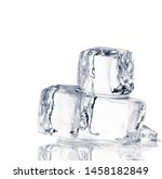 Natural Crystal Clear Ice Cube...