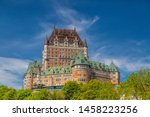 Chateau Frontenac From Lower...