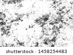 rough black and white texture... | Shutterstock .eps vector #1458254483