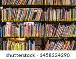 lyon township  mi  usa   july... | Shutterstock . vector #1458324290