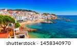 Sea Landscape With Calella De...