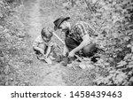 happy earth day. family tree... | Shutterstock . vector #1458439463