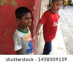 medan  north sumatera indonesia ... | Shutterstock . vector #1458509159