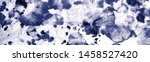 artistic dirty painting. blue... | Shutterstock . vector #1458527420