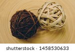 Torka Ball Decoration Brown And ...
