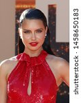 adriana lima at the los angeles ... | Shutterstock . vector #1458650183