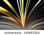 opened by wind | Shutterstock . vector #145892303