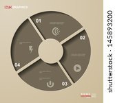 infographic  eps10 | Shutterstock .eps vector #145893200