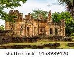 Khmer Architecture Of Prasat...