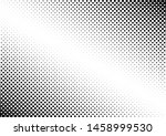 black and white dots background.... | Shutterstock .eps vector #1458999530