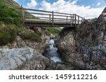 Footbridge Crossing Over Beck...