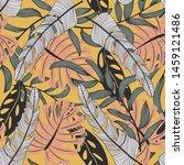trending abstract seamless... | Shutterstock .eps vector #1459121486