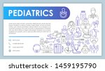 pediatrics web banner  business ...