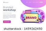 marketing and promotional... | Shutterstock .eps vector #1459262450