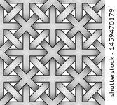 vector illustration of a celtic ... | Shutterstock .eps vector #1459470179