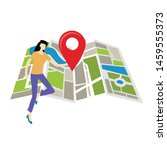 mobile gps route map apps ...