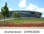 donetsk  ukraine   june 26 ...   Shutterstock . vector #145962830