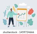 cartoon vector illustration of... | Shutterstock .eps vector #1459724666