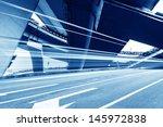 high way bridge | Shutterstock . vector #145972838