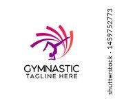 Fitness Gymnastic Logo...