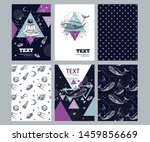 the cover design of the...   Shutterstock .eps vector #1459856669