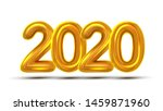 2020 new year celebrate concept ... | Shutterstock .eps vector #1459871960