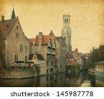 Bruges Historic Centre. The...