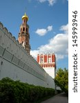 novodevichy convent   founded... | Shutterstock . vector #145993946