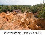 The Landscape Of Phae Muang Phi ...