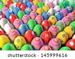 Dozens Of Easter Eggs