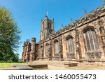 Lancaster Priory Is The Church...