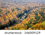 Carp River Valley View Of The...