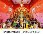 uttaradit province  thailand  ...   Shutterstock . vector #1460195510