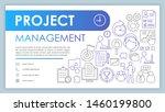 project management web banner ...